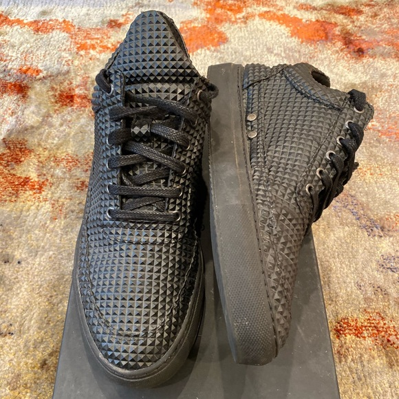 Filling Pieces Other - Filling Pieces Low Top Pyramid - Black